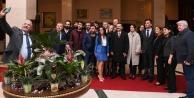 Gazeteciler Basın Onur Gününde Eğlendi