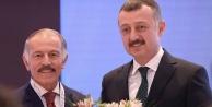 Büyükakın, Marmara Belediyeler Birliği başkanı seçildi