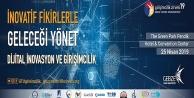 """Gebze Teknik Üniversitesi 5. Girişimcilik Zirvesi  """"İnovatif Fikirlerle Geleceği Yönet"""""""