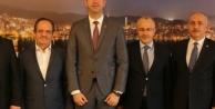 Marmara'nın en uzun boylu Başkanı!