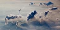 Atmosferin karbondioksit oranında büyük artış!