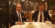 GOSB  Başkanı Milli Eğitim Bakanı ile görüştü