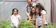 Okullara ''Üretken mutlu çocuklar bahçesi''