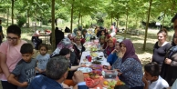 Başkan Şayir, Annelerle Piknikte Buluştu