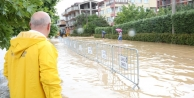 Darıca'yı sel vurdu, 1 kişi öldü, maddi zarar büyük!