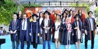 GTÜ'de mezuniyet heyecanı vardı