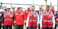 """""""Yavuz Sondaj Gemisi"""" uğurlandı!"""