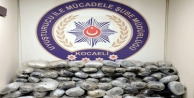 2 günde çok sayıda uyuşturucu madde ele geçirildi