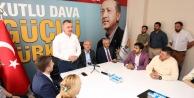 Büyükakın Gebze'de tonuştu: ''Teşkilatlarımızla birlikte yürüyeceğiz ve çalışacağız''
