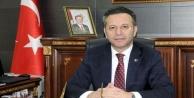 Vali Aksoy'dan 24 Temmuz Mesajı