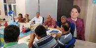 CHP'den İYİ Partiye hayırlı olsun ziyareti