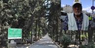 """Vatandaş Ahmet Amca: """" Eski Şehit ve Gazi  mezarları bulunup onarılsın!"""""""
