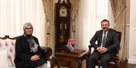 Milletvekili Katırcıoğlu, Vali Aksoy'aNezaket Ziyaretinde Bulundu