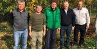 Gebze'den Karaosmanoğlu'na ziyaret