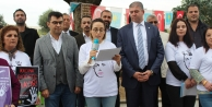 İYİ Parti kadına şiddete karşı tek ses oldu!