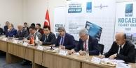 """Makedon Bakan'dan Kocaeli iş dünyasına 'yatırım' çağrısı;  """"Makedonya'ya gelin!"""""""