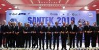 SANTEK 2019 Fuarı açıldı