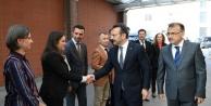 Vali Aksoy Çayırova Kaymakamlığı'nı ziyaret etti