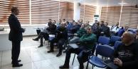Büyükşehir'den sürücülere 'engelli' eğitimi