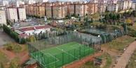 Çayırova'da çocukların saha hayali gerçek oldu