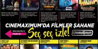 Gebze Centır Cinemaximum'da Muhteşem Kampanya