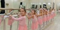 Kocaeli'de Geleceğin balerinleri yetişiyor