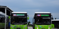 17 otobüs hattının sefer ve saatleri sömestr tatili boyunca değişti