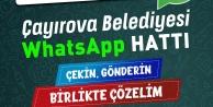Çayırova'da Sorunlar Whatsappile çözülüyor!