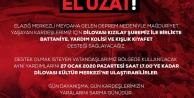 Dilovası'ndan Elazığ'a yardım kampanyası!