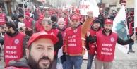 Metal işçisi Gebze'den sesini yükseltti!