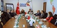Uluslararası Üniversiteler Konseyi GTÜ'de Toplandı