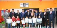 """Vali Aksoy: """" Kocaeli'de 398 bin 315 öğrenci karne aldı!"""""""