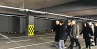 Gebze'deki 7 katlı otopark,  500 araç kapasiteli olacak