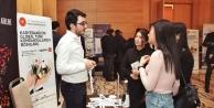 Global Türk şirketleri Özbekistan'da kariyer imkanlarını tanıttı