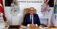 İYİ Parti Çayırova'da mevcut Başkan Uzunal tekrar seçildi