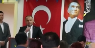İYİ Parti Dilovası'nda Emin Yılmaz tekrar başkan seçildi