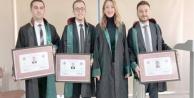 Kocaeli Barosu'na 3 yeni Avukat