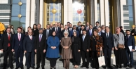 Koruyucu Aileler Beştepe'de toplandı