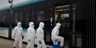 UlaşımPark'ta virüs ve mikroplarla Mücadele Ekibi işbaşında!