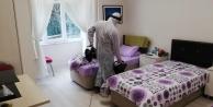 Dilovası'nda Huzurevi'ne koronavirüs temizliği
