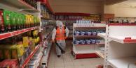 Çayırova'da Esnaf dezenfektesinde ikinci tur