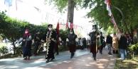 Mehteran İstanbul'un Fethi için yürüdü