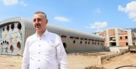 """Başkan Büyükakın,""""Gebze'de spora 50 milyonluk yatırım yapıyoruz"""""""