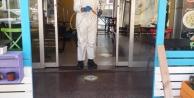 Gebze'de kafe ve lokantalar dezenfekte edildi