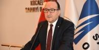 """KSO Başkanı Zeytinoğlu: """"Mayıs ayında bütçe 17.3 milyar TL açık verdi!"""""""