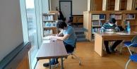Kütüphaneler hizmet vermeye başladı