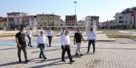 Darıca Trafik Eğitim Parkı tamamlanıyor