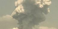 Sakarya'da Atom bombası gibi patlama!