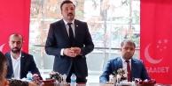 """Saadet Partisi Gebze İlçe Başkanı Türel: """"Gebze'de yerel hizmetler yetersiz!"""""""