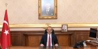 Vali Yavuz'un 15 Temmuz Mesajı